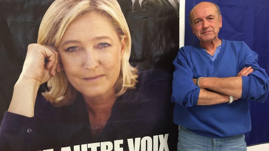 Yves Le Solleu, militant de la première heure du FN estime que Jean-Marie Le Pen doit prendre du recul