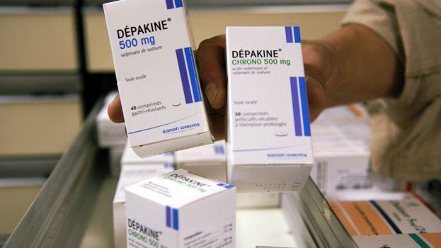 La Dépakine, médicament contre l'épilepsie