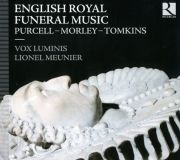 Purcell funeral music vox luminis