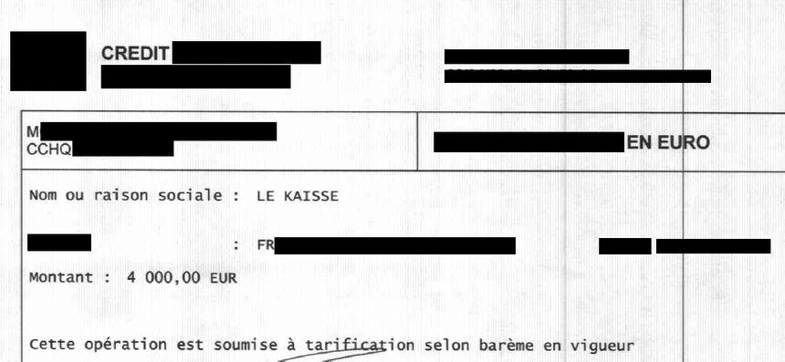 L'un des couples arnaqués a perdu 4000 euros.