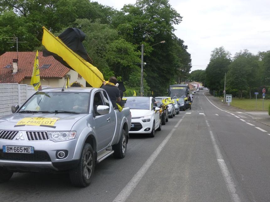 Stade montois escort