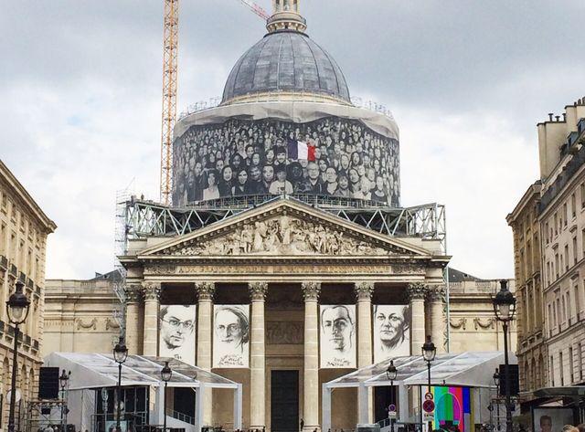 Panthéon de Paris - Journée de la Résistance