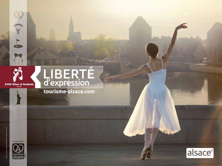 Tourisme Alsace visuel danse