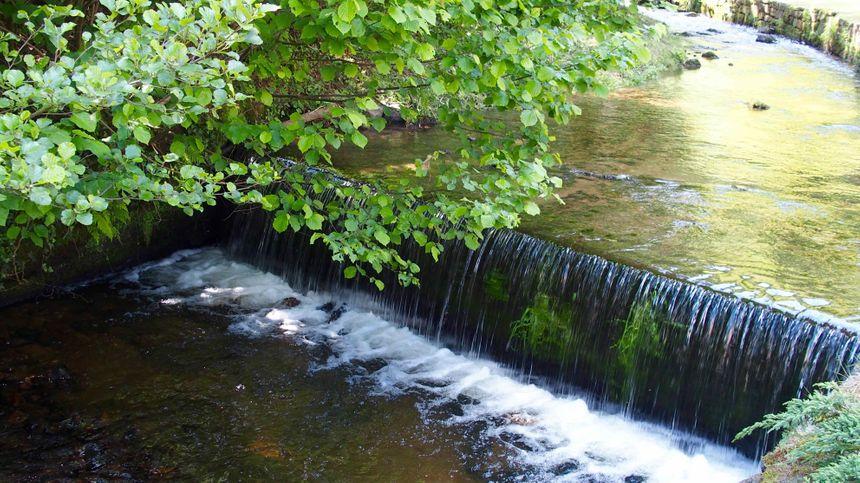 Klingenthal, l'eau