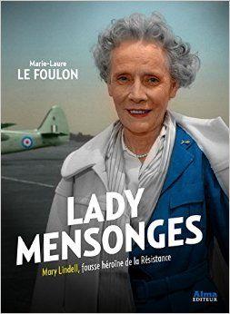 """Marie-Laure Le Foulon, """"Lady Mensonge"""""""