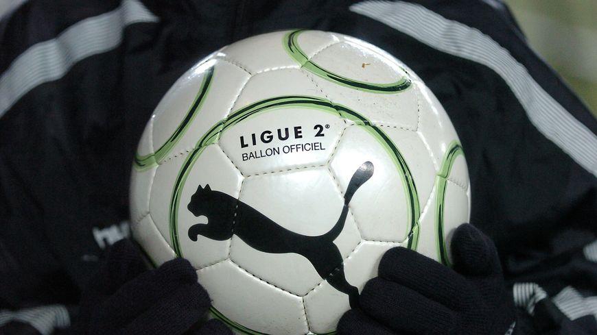 Ballon de Ligue 2 (photo d'illustration)