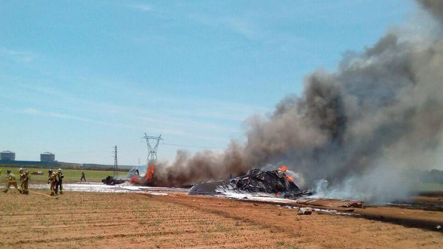 L'accident est survenu dans le sud de l'Espagne lors d'un vol d'essai avant la livraison de l'Airbus A400M à la Turquie