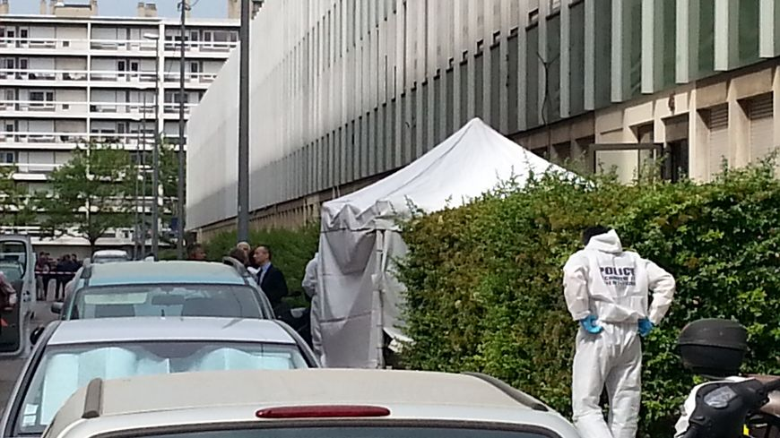 L'homme a été abattu dans une rue, non loin du stade Vélodrome.