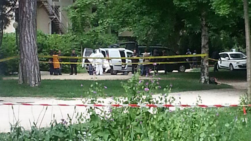Un cadavre retrouvé au parc du Verney à Chambéry