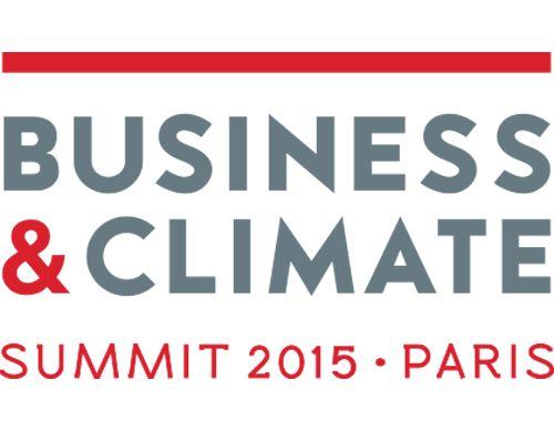 Sommet Entreprises et climat | Business & Climate Summit Paris 2015