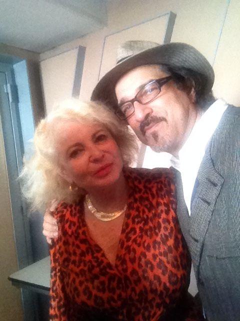 Paula Jacques et Atiq Rahimi