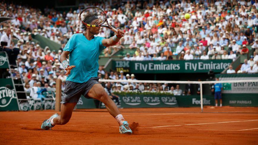 Rafael Nadal, neuf fois vainqueur de Roland-Garros, est tête de série n°6 cette année