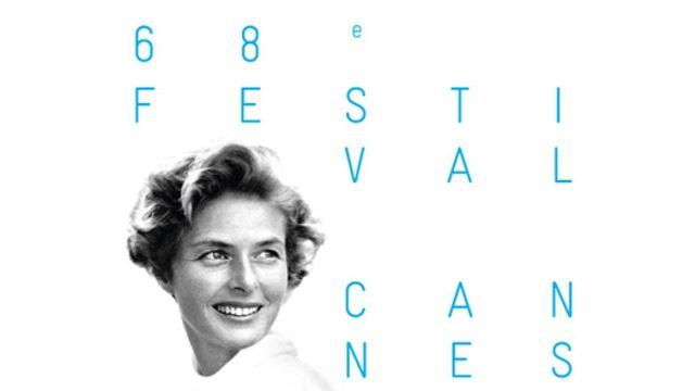 Affiche du 68ème festival de Cannes