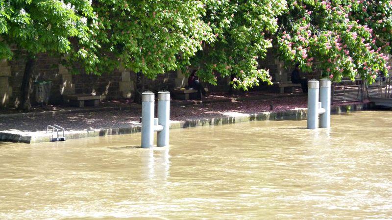 Crue , Seine mai 2015