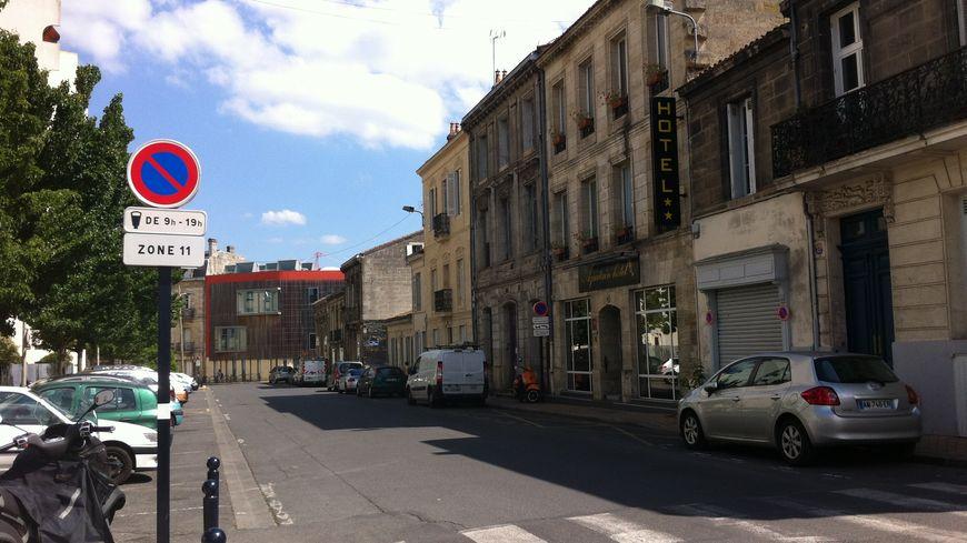 Maison quartier gare Bordeaux