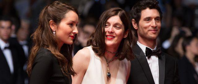 Anaïs Demoustier, Valérie Donzelli et Jérémie Elkaïm