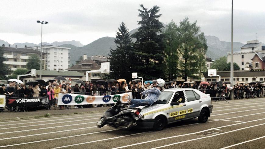 Annecy Crash test
