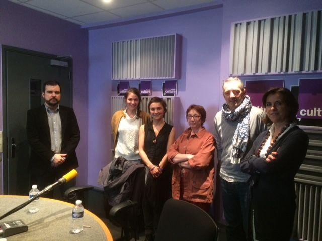 Benoit Floc'h, Marie Piquemal, Christine Moncla, Sylvie Ducatteau, Frédéric Barreyre, Mariette Darrigrand