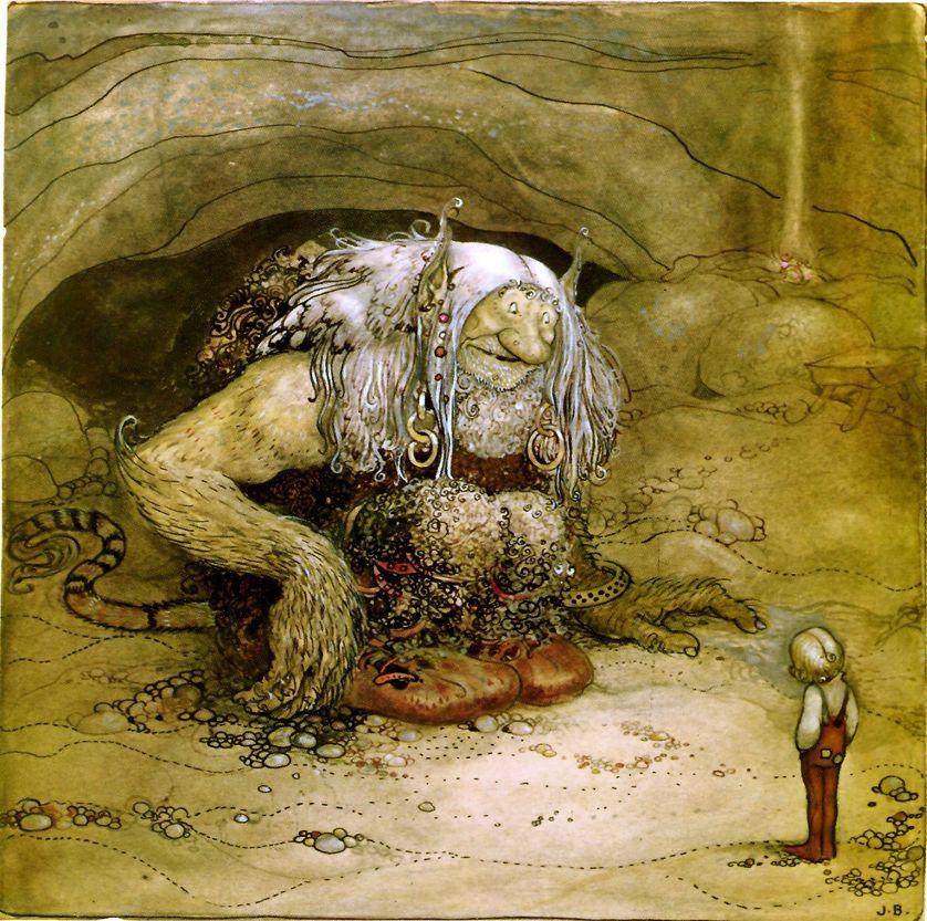 """Illustration du livre """"Le petit garçon qui n'avait jamais peur"""""""
