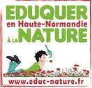 """Logo collectif """"Eduquer à la nature"""""""