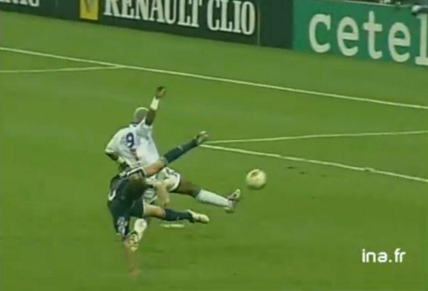 Djibril Cissé avait inscrit le deuxième but auxerrois en finale de Coupe de France de football face au PSG en 2003.