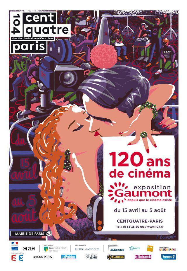 Gaumont : 120 ans de cinéma