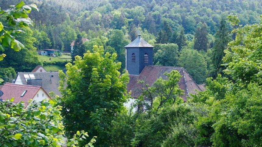 Klingenthal, dans les Vosges