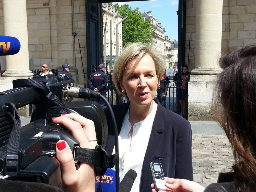 L'ex-patronne d'Endemol, Virginie Calmels est la protégée du maire de Bordeaux.