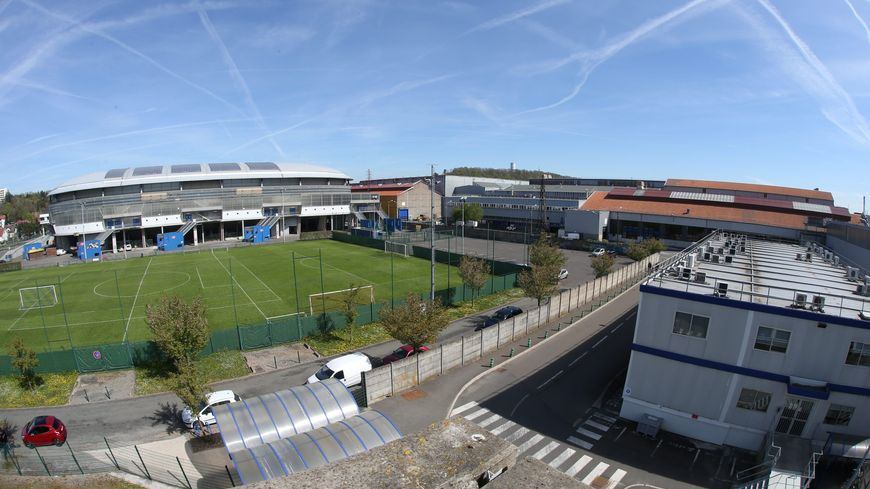 Le stade Bonal à Sochaux
