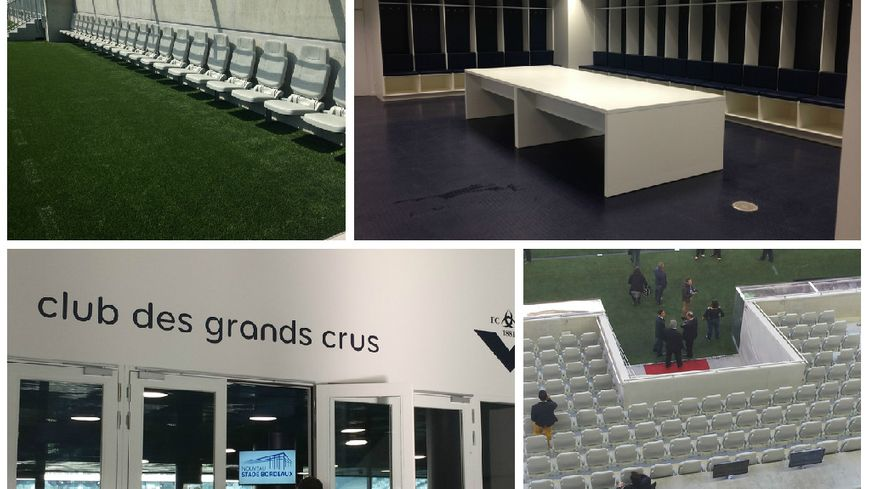 Les 10 endroits secrets du Nouveau Stade de Bordeaux