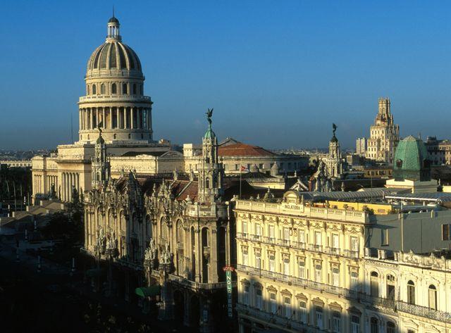 Laurent Fabius, s'était rendu à La Havane en avril 2014, une première depuis 1983