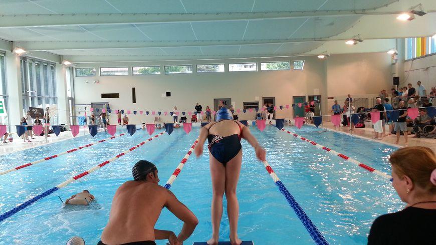 Le championnat de France handisport de natation moins de 20 ans réuni 78 nageurs de 35 clubs venus de toute la France