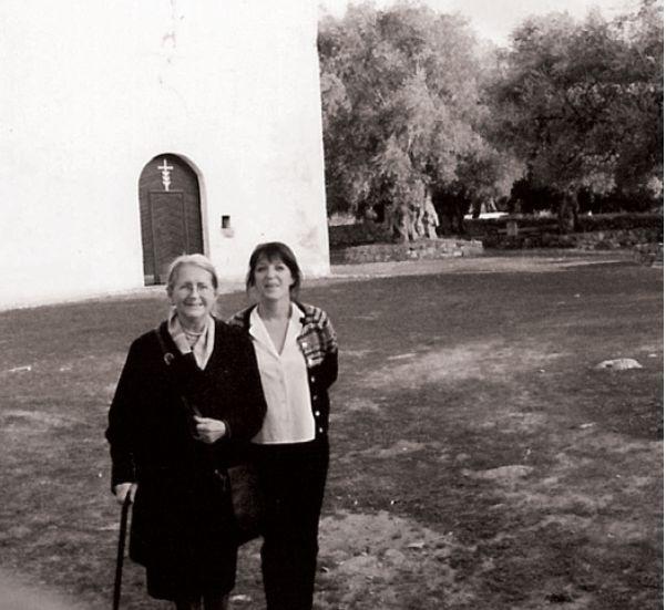 Isabelle Anthonioz Gaggini et Geneviève de Gaulle Anthonioz