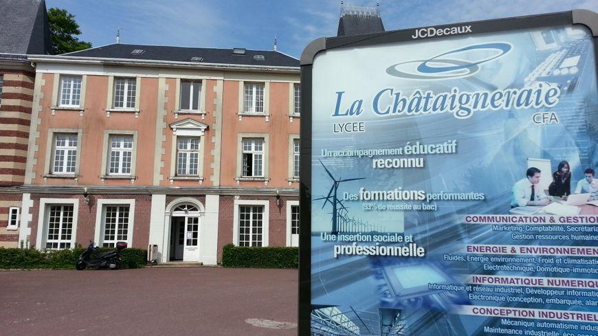 MODE D'EMPLOI - Portes ouvertes au lycée La chataigneraie au Mesnil Esnard