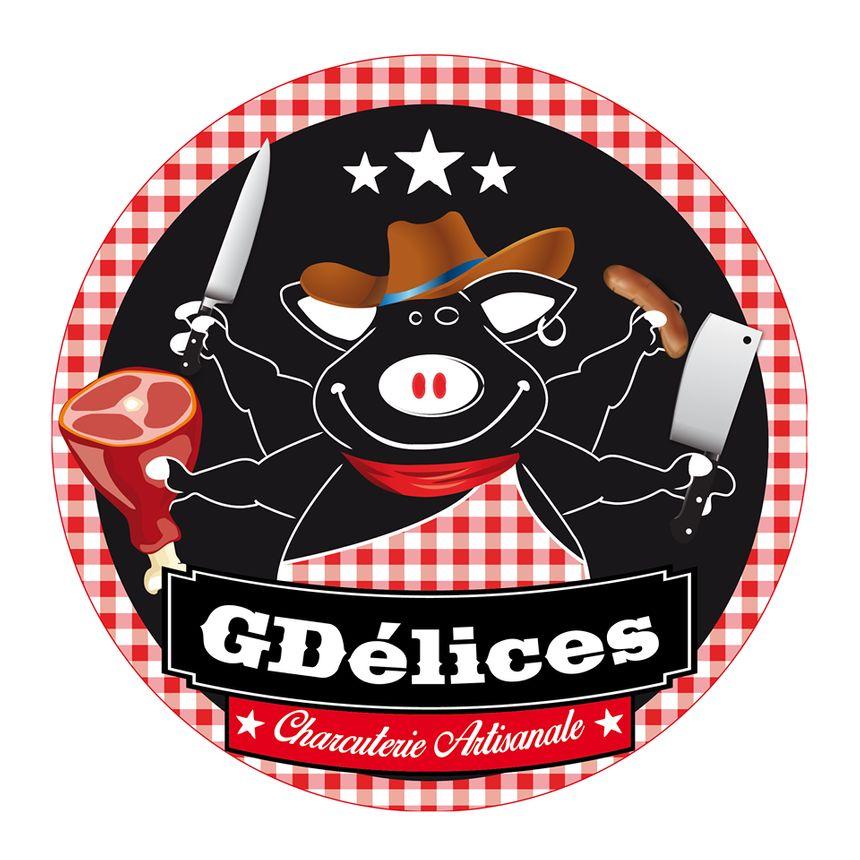 Le logo de la petite société de Jérôme Cellard