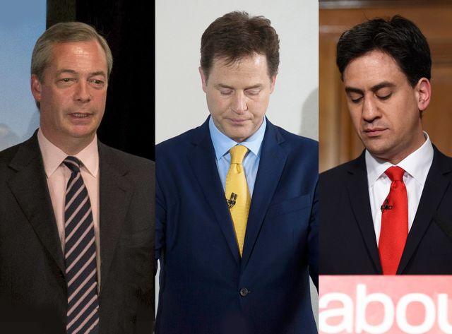 Les trois perdants