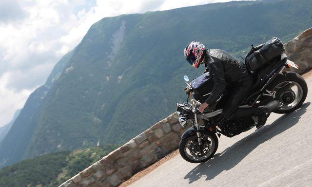 La nouvelle campagne de sécurité routière s'adresse aux motards.