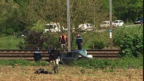 Le conducteur de la voiture percutée par le TGVà Saint-Didier est mort