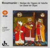 """Album """" Musique des tsiganes de Valachie """" CD LABEL OCORA C559036"""