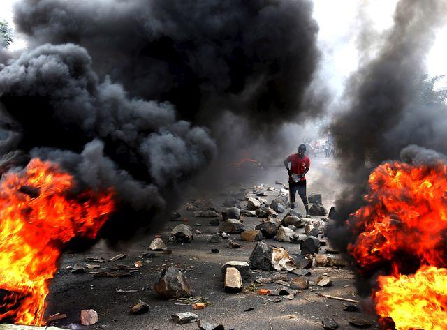 Le Burundi est le théâtre de violences depuis un mois.
