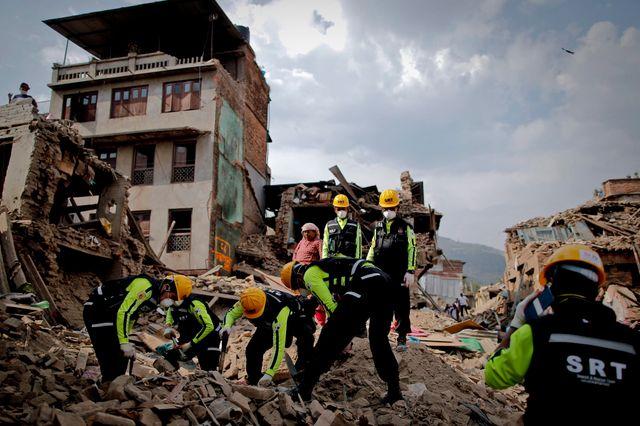 Les recherches ont cessées alors ce dernier bilan du séisme au Népal pourrait être le bilan définitif.