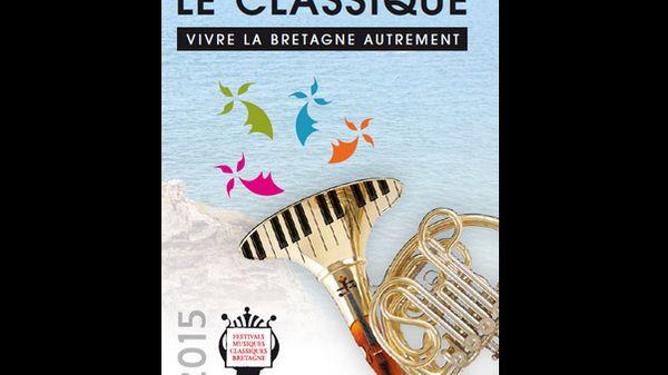 Festivals de musiques classiques en Bretagne - 2015