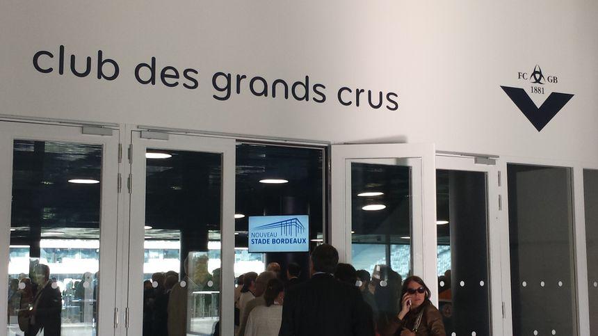 Le salon des Grands Crus