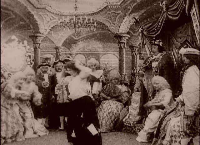 Cendrillon de Georges Méliès (1899)
