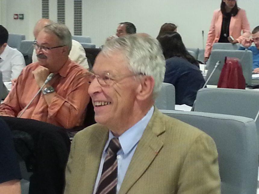 Jean-Claude Peyrin, nouveau 1er vice-président du SMTC