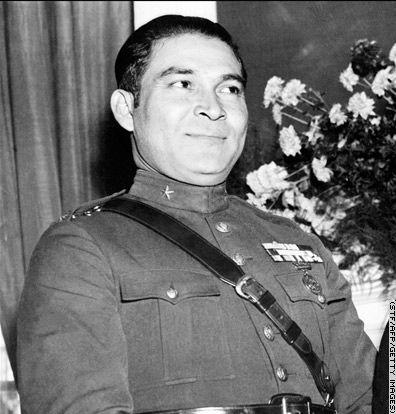 Fulgencio Batista en 1952