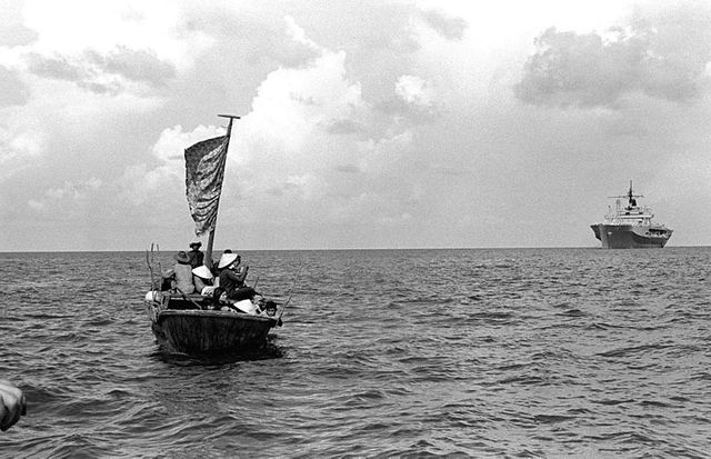 Boat People vietnamiens