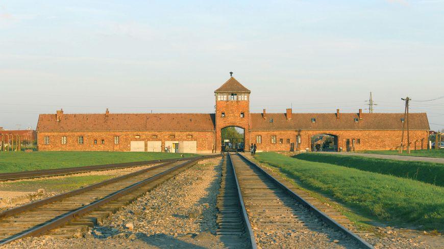 Le camp de concentration de Auschwitz