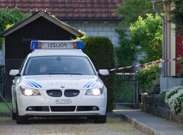 La police cantonale a déployé un important dispositif durant toute la nuit