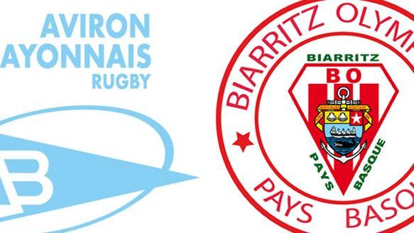 Logo Aviron Bayonnais / Biarritz Olympique